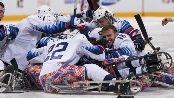 Australia finish 15th on Winter Paralympics medal table