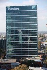 Parramatta's landmark Eclipse Tower has been sold to GPT by super fund REST.