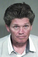Gregory Rodvelt, a former Oregon property owner who has been charged with assault on a federal officer.