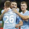 Maclaren off the mark in City-Reds AL draw