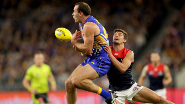 Hurn has missed just one game since the end of 2014.