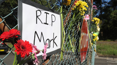 Mark Roberts brought a smile to everyone's face and he was a pleasure to be around, said Sharon Clark.