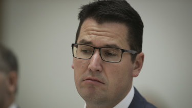 Liberal Senator Zed Seselja says he won't try and move to the lower house at the next election.