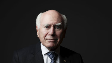 """It was a terrible tragedy,"" former prime minister John Howard said of the Port Arthur massacre."