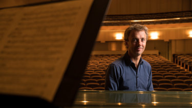 While he is a world class mathematician, Professor Geordie Williamson says he is no great musician.
