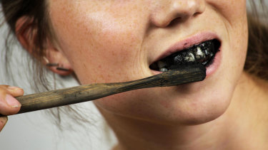 Why charcoal toothpaste may not be as good as you think