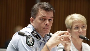 AFP Commissioner Andrew Colvin has ruled out seeking a new term.