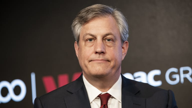 """Westpac CEO Brian Hartzer said the housing market was experiencing an """"orderly slowdown."""""""