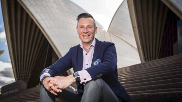 Christophe Hoppe is excited about Australia extending equity crowdfunding to all proprietary companies.