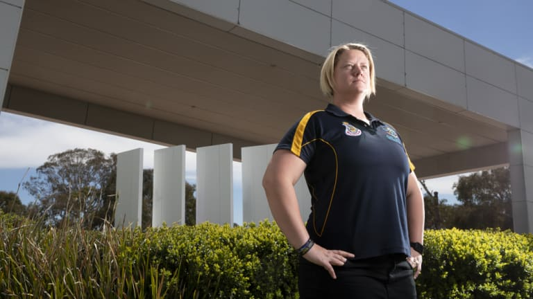 Brigid Baker will take on the role of Australian athletics captain while also competing in powerlifting at the Invictus Games.