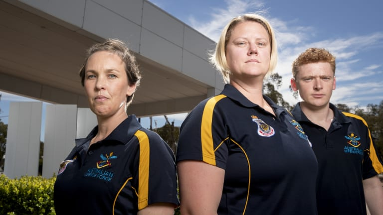 Ruth Hunt, Brigid Baker, and Jesse Costelloe will be competing at the Invictus Games.