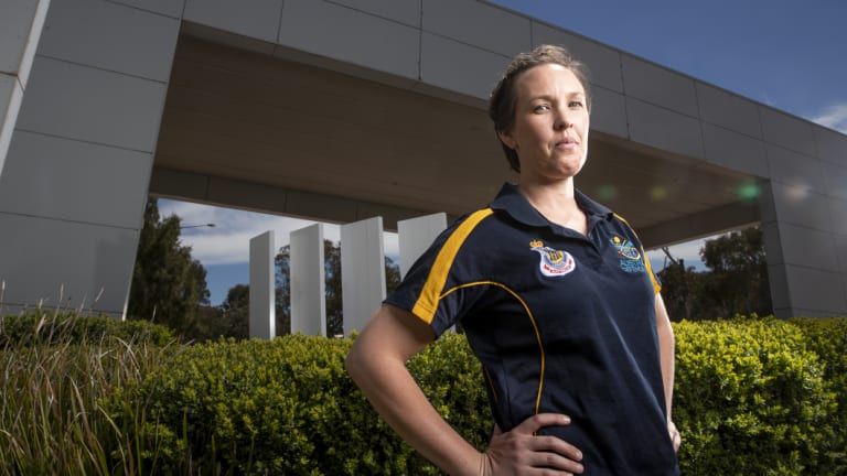 Ruth Hunt will be competing in swimming and indoor rowing at the Invictus Games.