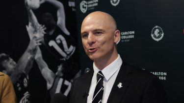 Carlton CEO Cain Liddle says there are a number of ways to make the Blues competitive again.