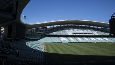 Limited: Allianz Stadium has a capacity of 45,500.