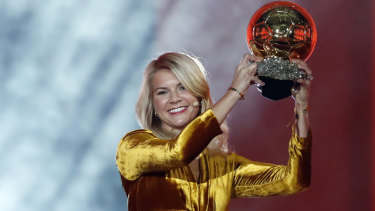 Ada Hegerberg says she was 'broken' by her experiences with the Norwegian team.