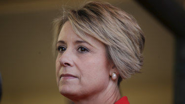 Labor senator Kristina Keneally will be promoted to the frontbench today.