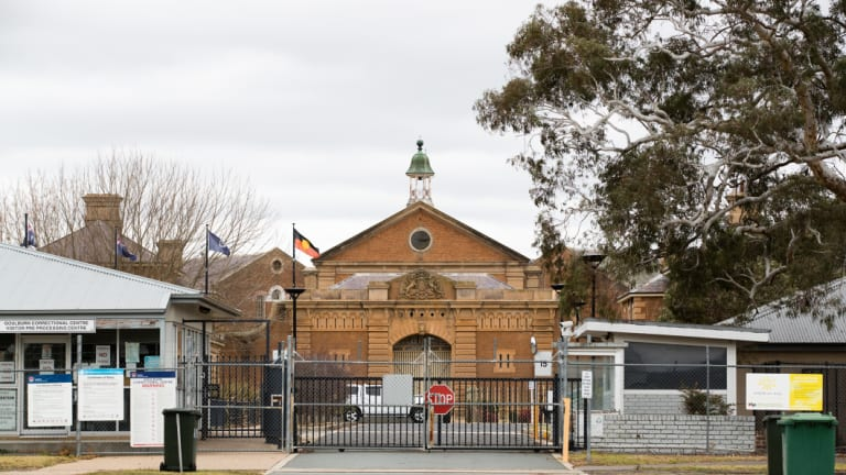 Goulburn Correctional Centre.