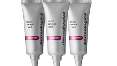Dermalogica Rapid Reveal Peel.