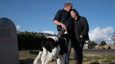 Farmers like the Whatmans say they've gone backwards since  private-label milk was introduced.