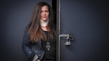 Rosalinda Martino was assaulted while working at Parkville juvenile justice centre.