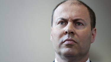 Treasurer Josh Frydenberg led the business growth fund meeting on Thursday.