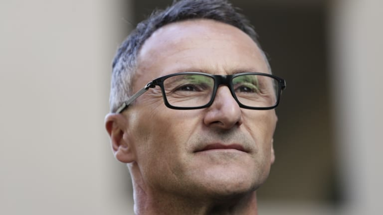 The numbers don't add up, Greens leader Senator Richard Di Natale says.