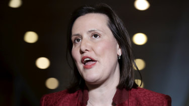 Minister for Jobs Kelly O'Dwyer