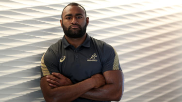 Tevita Kuridrani will carry the memory of a gutsy win over Wales at the last World Cup into Sunday's showdown.