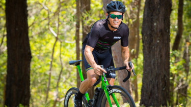 """We're just aggressive towards everything"": Robbie McEwen."