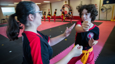 Children who participated in the 10-week self-defence program were able to develop higher levels of resilience.