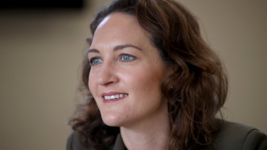 Georgina Downer was grilled over IPA donors on 'The Drum' this week