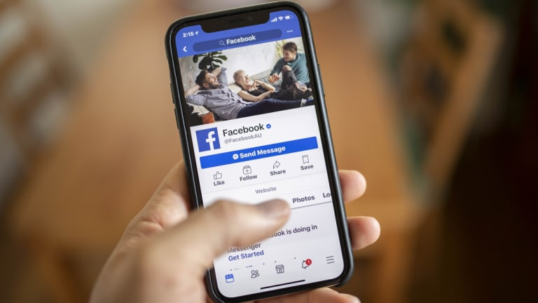 A new study found people prefer to discuss the issues of the day on apps that offer more privacy than Facebook.