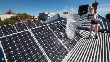 Consumers have taken things into their own hands with record solar installations this year.