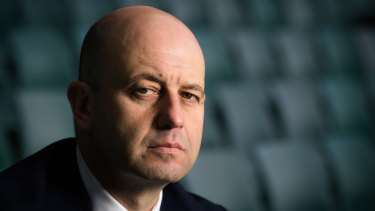 NRL CEO Todd Greenberg has threatened to take the grand final out of Sydney.
