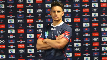 Incognito: World Cup aspirant Matt Toomua has no problems going unnoticed in AFL-mad Melbourne.