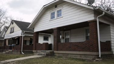 A home that is among the properties covered by a federal lawsuit against Clayton Morris.