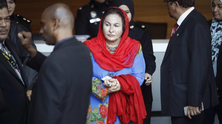 Rosmah Mansor, wife of Najib Razak.