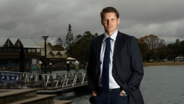 Liberal MP Andrew Hastie says Australia must wake up to the reality of China's ambitions.