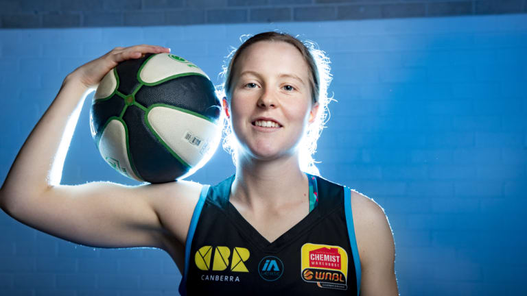 Elizajane Loader, or better known as 'Muffi' is waiting for her chance to shine.