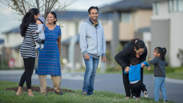 For the past few years Indians have underpinned land sales on Melbourne's fringe.