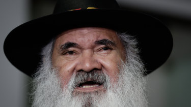 "Labor senator Patrick Dodson ... warns of the ""the failed path of soft reconciliation measures – making white folks feel like they are doing something good for blackfellas and yet doing nothing to heal the nation's wounds and achieving unity and respect""."