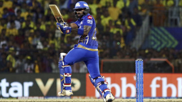 Suryakumar Yadav starred with the bat.