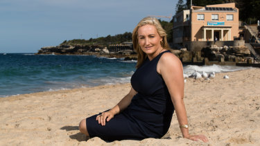 Marjorie O'Neill, 32, has won the seat of Coogee for Labor.