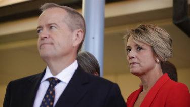 Former Labor leader Bill Shorten and NSW senator Kristina Keneally are both jockeying for new roles.