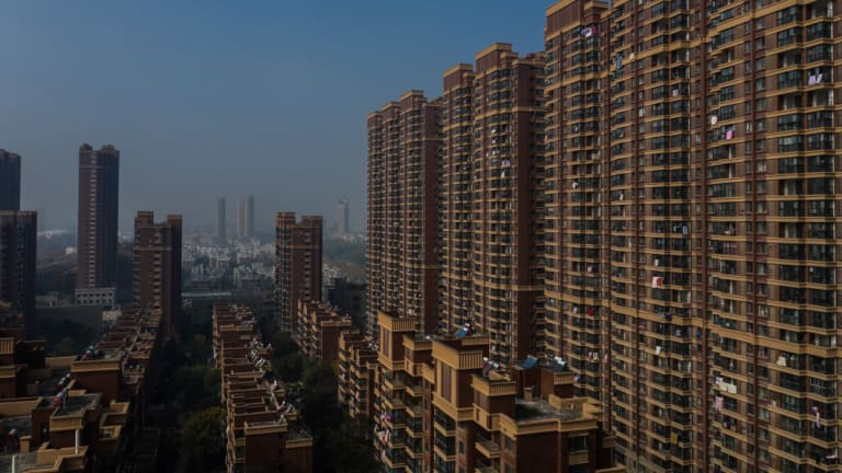 More than 1 in 5 apartments in Chinese cities — roughly 65 million — sit unoccupied, estimates Gan Li, a professor at Southwestern University of Finance and Economics in Chengdu.
