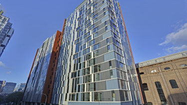Urbanest, at the Darling Square precinct in Sydney, has set the bar high for student accommodation.