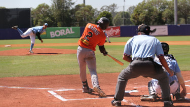 Strike out: Baseball Australia will end alcohol advertising.
