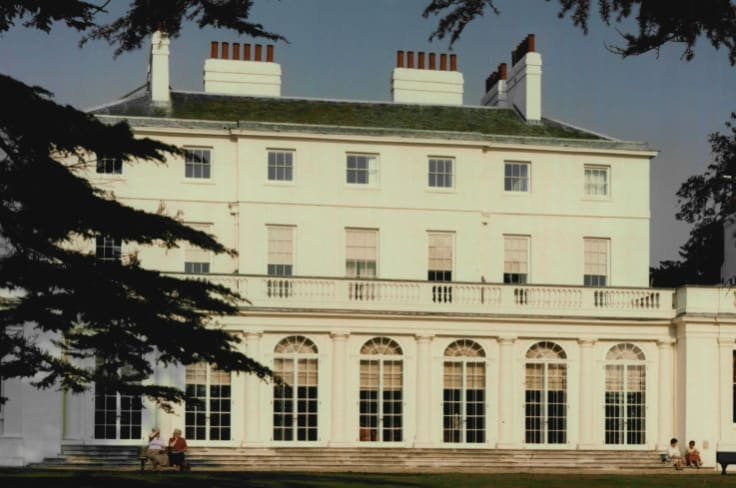Frogmore House, where the after party will be held.