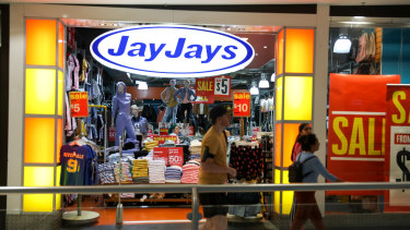 Premier Investments, which owns brands such as Jay Jays, has come under fire from investors.