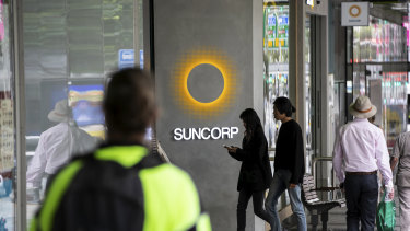 Suncorp has ramped up its provision for business interruption claims to account for Victoria's second wave.